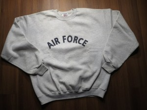 U.S.AIR FORCE Sweat sizeL used