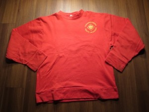 "U.S. Sweat""Thunderbird Youth Academy"" sizeL used"