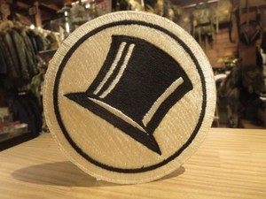 """U.S.NAVY Patch """"VF-14 Tophatters"""" 1960年代 new"""