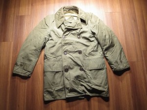 U.S.ARMY Coats Mackinaw 1940年代 size34 used