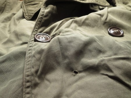 U.S.ARMY Coats Mackinaw 1940年代 size34 used