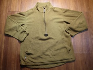 U.S.MARINE CORPS Fleece POLARTEC sizeM used