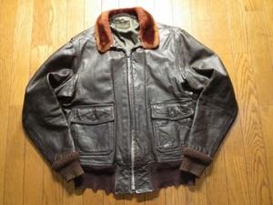 U.S.NAVY G-1 Jacket MIL-J-7823A 196?年 size42 used