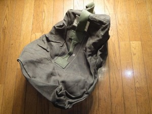 France Duffel Bag Cotton? used