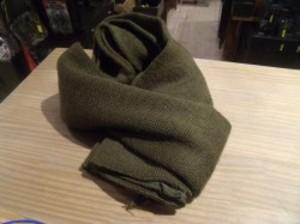 U.S.Scarf Neckwear Wool 1983年 new