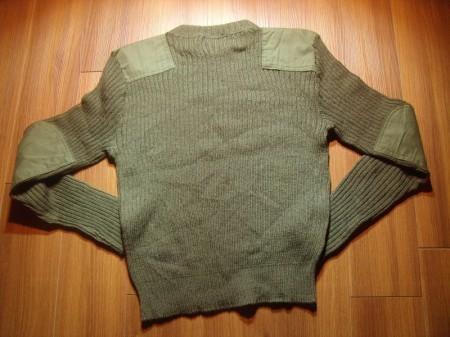 U.S.Sweater 100%Wool 1986年 size40 used