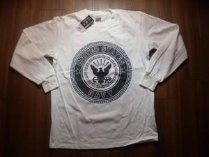 U.S.NAVY T-Shirt Athletic sizeM new