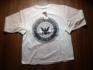 U.S.NAVY T-Shirt Athletic sizeL new