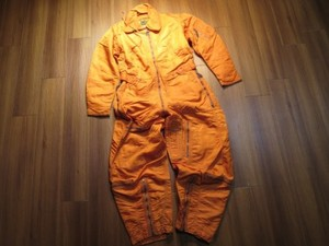 U.S. Coveralls CWU-1/P Flying 1960年 sizeM-Regular