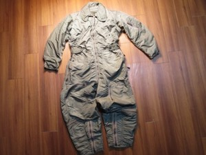 U.S. Coveralls CWU-1/P Flying 1958年 sizeM-Regular