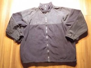 "U.S.NAVY Lainer Fleece Jacket ""POLARTEC"" sizeXL-R"