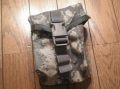 U.S.ARMY pouch First Aid multipurpose ACU new?