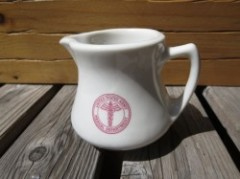 U.S.Army Medical Department Creamer? 1940年代? used