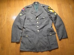 U.S.ARMY Coat ARMY GREEN 1968年 size39R used