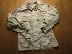 U.S.ARMY Coat 3Color 2003年? sizeM-S used