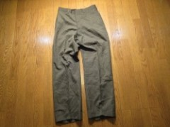 U.S.MARINE CORPS Trousers 1989年 size32S used