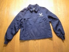 U.S.AIR FORCE Jacket LightWeight Woman's size18L
