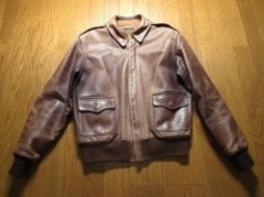 "A-2 Jacket Replica""BUZZ RICKSON"" size42 used"
