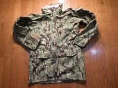 U.S.NAVY Gore-Tex Parka Working TypeⅢsizeS-L used?