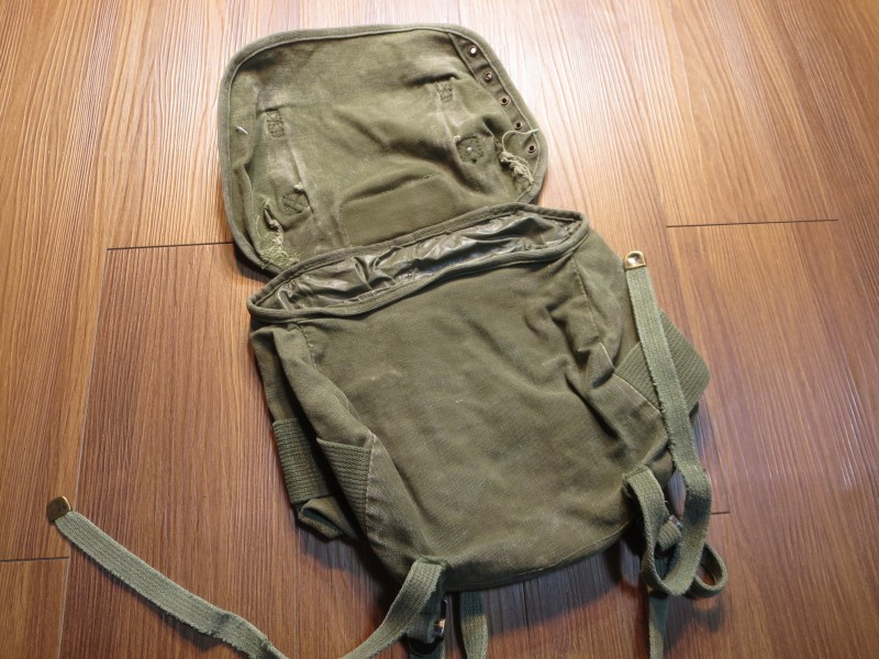 U.S.Field Pack Canvas 1960年代 used