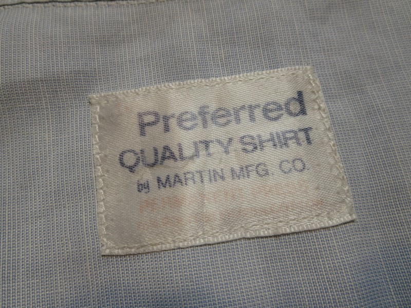 U.S.AIR FORCE Utility Shirt Poly/Ctn? sizeS? used