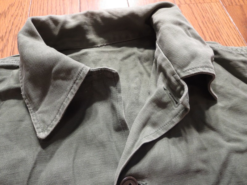 U.S.AIR FORCE Shirt Coton 1960年代 sizeXS? used