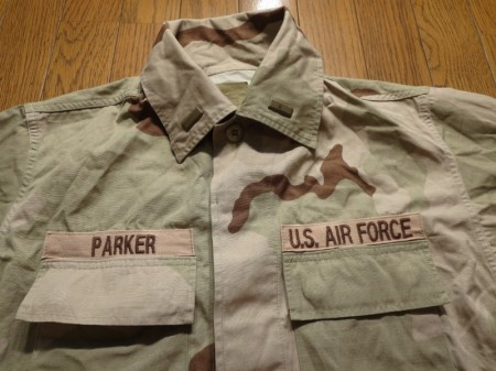 U.S.AIR FORCE Coat 3Color 1997年 sizeS-XS used
