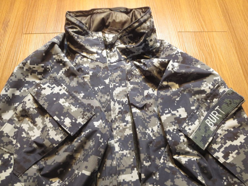 U.S.NAVY Parka Gore-Tex All Weather sizeM-XShort